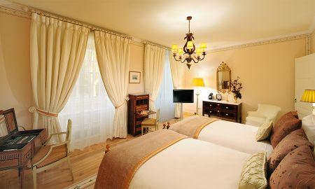 Chambre Twin Supérieure - Vue Jardin - Hotel Tivoli Palácio De Seteais - Lisbonne