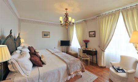 Chambre Supérieure Twin - Vue sur la Vallée - Hotel Tivoli Palácio De Seteais - Lisbonne