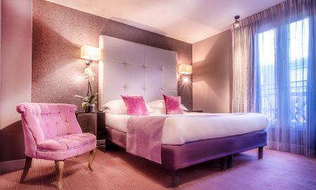 Camera Superior - Hotel Opera Marigny - Parigi