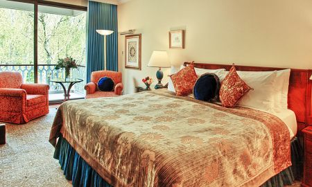 Double Room - Garden View (Free Wifi, Free Private Parking) - Ciragan Palace Kempinski Istanbul - Istanbul