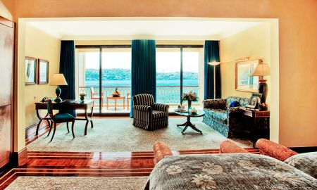 Palace Suite One Bedroom Park View - Ciragan Palace Kempinski Istanbul - Istanbul