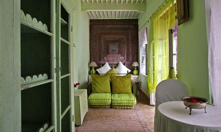 Quarto Duplo Conforto - Riad Casa Lila & Spa - Essaouira