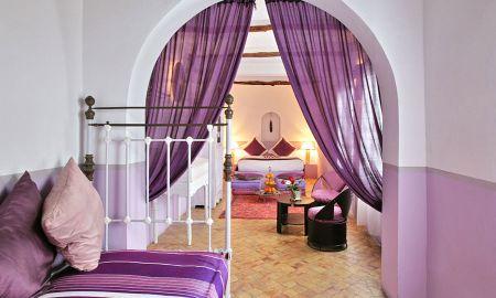 Suite - Riad Casa Lila & Spa - Essaouira