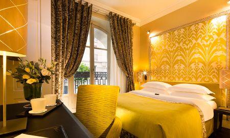 Chambre Classique - Hotel Ares Eiffel - Paris
