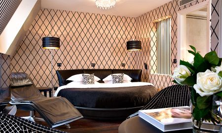 Junior Suite - Hotel Ares Eiffel - Paris