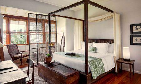 Suite Junior King Vue Santa Teresa & Montagne - Santa Teresa Hotel RJ MGallery By Sofitel - État De Rio De Janeiro