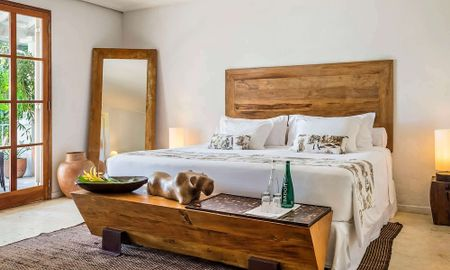 Chambre Deluxe King - Balcon - Vue Santa Teresa, Montagne & Jardin - Santa Teresa Hotel RJ MGallery By Sofitel - État De Rio De Janeiro