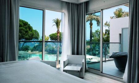 Prestige Room - Hotel Kube Saint-Tropez - Saint-tropez