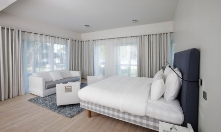 Classic Room Sea View - Hotel Kube Saint-Tropez - Saint-tropez
