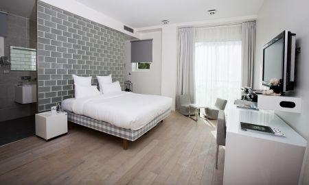 Klub Room - Hotel Kube Saint-Tropez - Saint-tropez