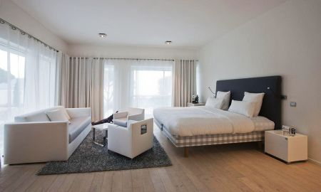 Superior Room Sea View - Hotel Kube Saint-Tropez - Saint-tropez