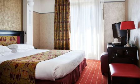 Club Room - Hotel Eiffel Seine - Paris