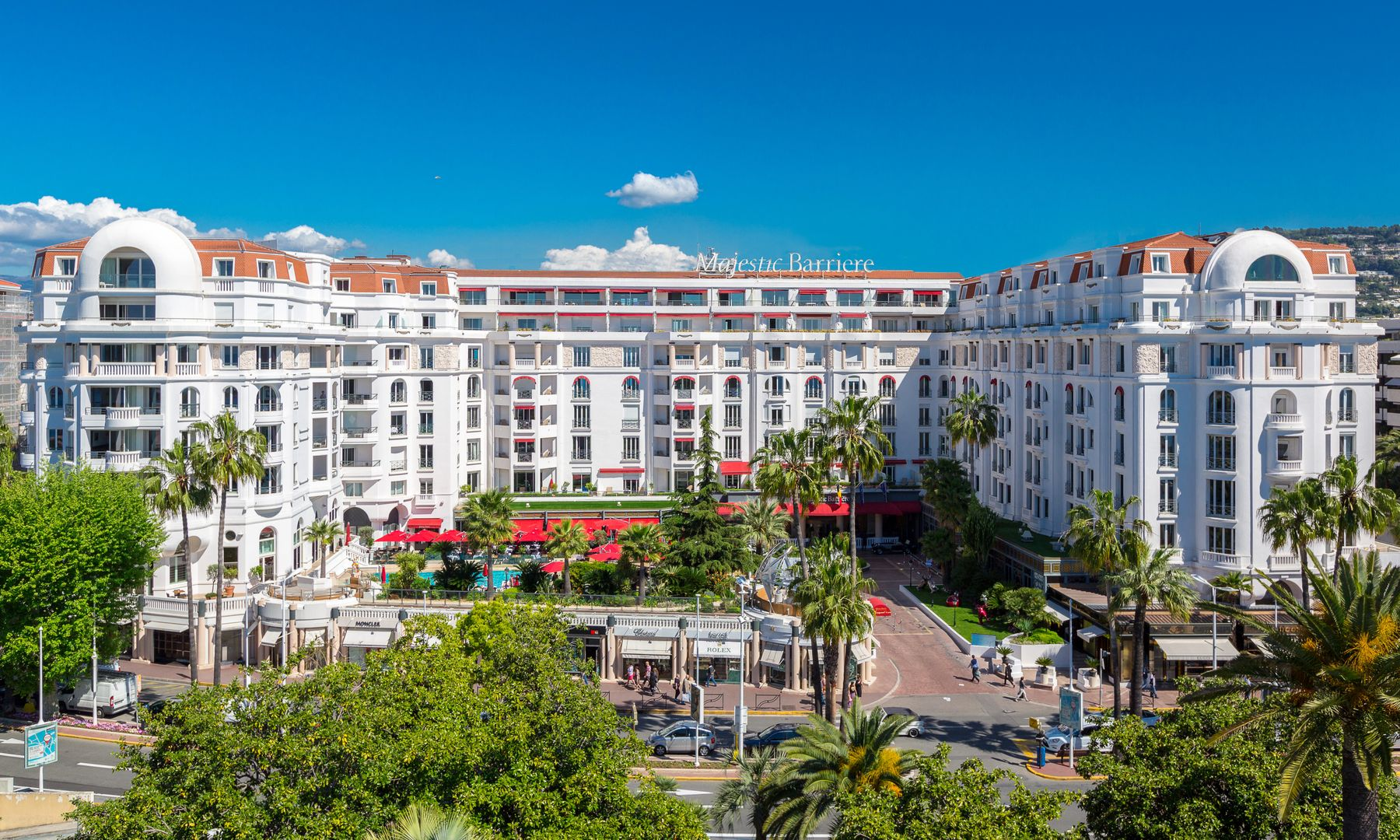 Hotel Barriere Le Majestic Cannes - Cannes