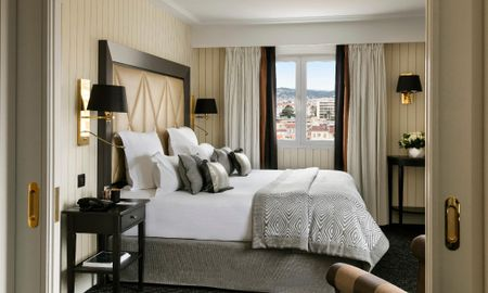 Superior Suite - Hotel Barriere Le Majestic Cannes - Cannes
