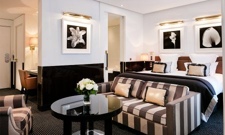 Suite Junior - Hotel Barriere Le Majestic Cannes - Cannes
