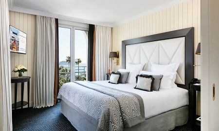 Prestige Sea View Room - Hotel Barriere Le Majestic Cannes - Cannes