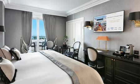 Prestige Room Sea View - Hotel Barriere Le Majestic Cannes - Cannes