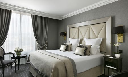 Superior Room - Hotel Barriere Le Majestic Cannes - Cannes