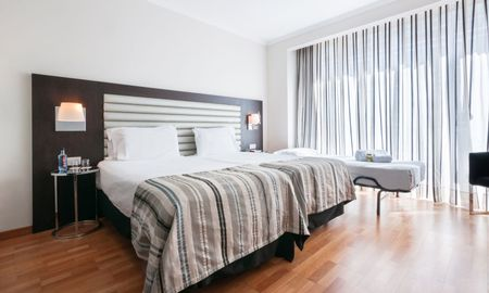 Двухместный номер с дополнительной кроватью - Exe Cristal Palace - Barcelona