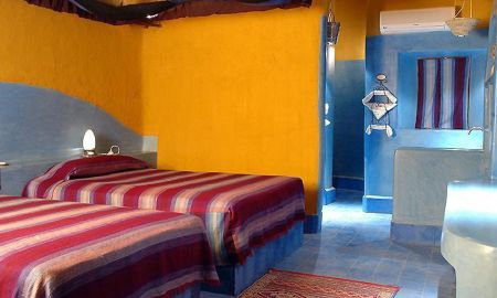 Double Room - Kasbah Hotel Tombouctou - Great South