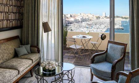 Suite Terraza - Grand Hôtel Beauvau Marseille Vieux-Port - MGallery - Marsella