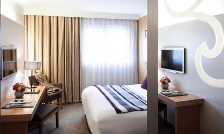 Camera Doppia Deluxe - Vista Piscina - Grand Hôtel Roi René Aix-en-Provence Centre - MGallery - Aix En Provence