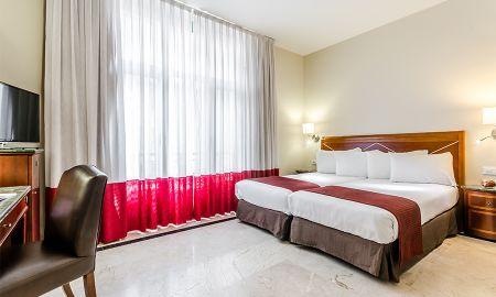 Chambre Double - Exe Laietana Palace - Barcelone