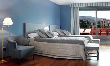 Habitación Delujo con Terraza y Acceso al Spa - Gran Hotel Balneario Blancafort - La Garriga