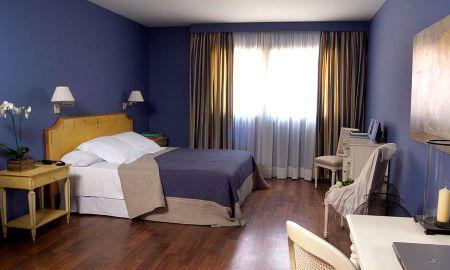 Habitación Deluxe con Acceso al Spa - Gran Hotel Balneario Blancafort - La Garriga