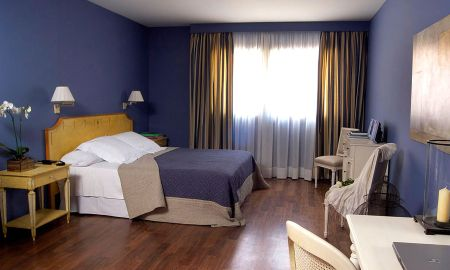 Deluxe Room with Spa Access - Gran Hotel Balneario Blancafort - La Garriga