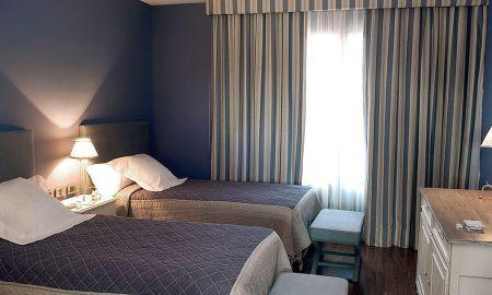 Habitación Deluxe Twin - Gran Hotel Balneario Blancafort - La Garriga
