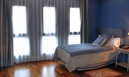 Habitación Deluxe Individual con Acceso al Spa - Gran Hotel Balneario Blancafort - La Garriga