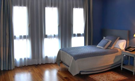 Deluxe Single Room with Spa Access - Gran Hotel Balneario Blancafort - La Garriga