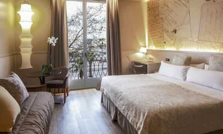Quarto de luxo - Hotel Duquesa De Cardona - Barcelona