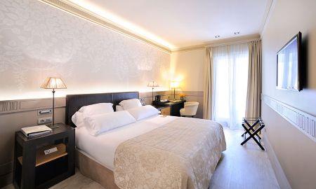 Quarto Standard Interior - Hotel Duquesa De Cardona - Barcelona
