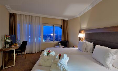 Quarto Premium Duplo ou Twin - Hotel Kenzi Basma - Casablanca