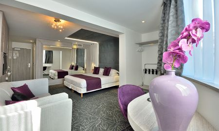 Suite Junior Vista Giardino - Hotel Cezanne - Cannes