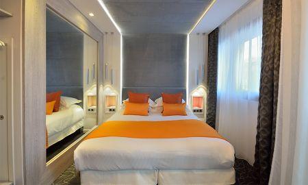 Quarto Duplo/Twin Clássico - Hotel Cezanne - Cannes