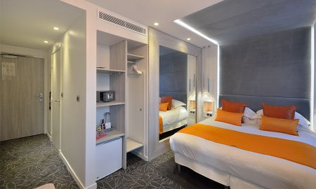 Suite Junior Vista Jardin - Hotel Cezanne - Cannes