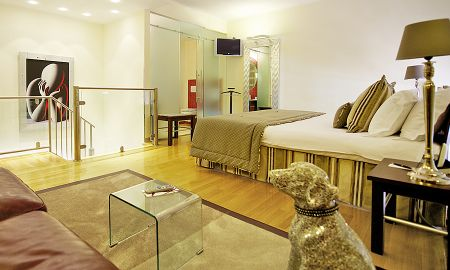 Deluxe Suite - La Griffe Roma - MGallery Collection - Roma