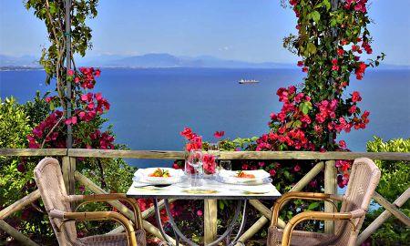 Chambre Seiren Deluxe - Vue Mer - Raito Hotel - Amalfi Coast