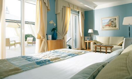 Suite Golden Serein - Raito Hotel - Amalfi Coast