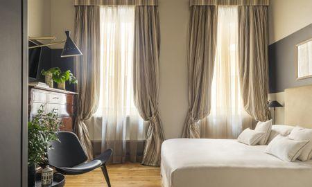 Superior Double Room - Crossing Condotti - Rome