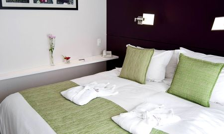 Zimmer Deluxe - Purobaires Boutique Hotel - Buenos Aires