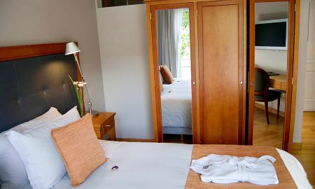 Deluxe-Zimmer With Jacuzzi - Purobaires Boutique Hotel - Buenos Aires
