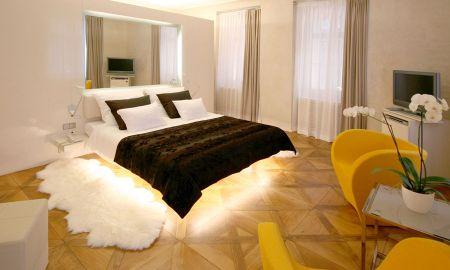 Chambre Individuelle - Hotel Three Storks - Prague