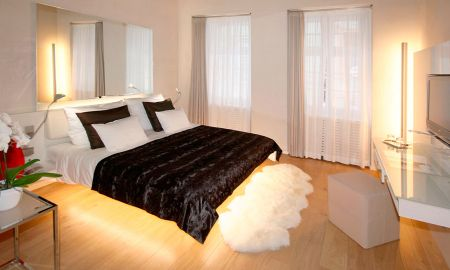 Double Room - Hotel Three Storks - Prague