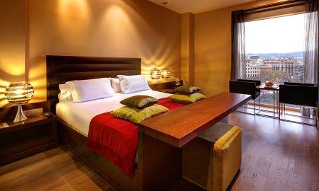 Superior-Zimmer - Hotel Olivia Plaza - Barcelona