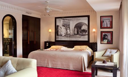 Medina Room - Les Jardins De La Koutoubia - Marrakech