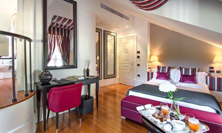 Junior Suite - Eight Hotel Portofino - Italian Riviera